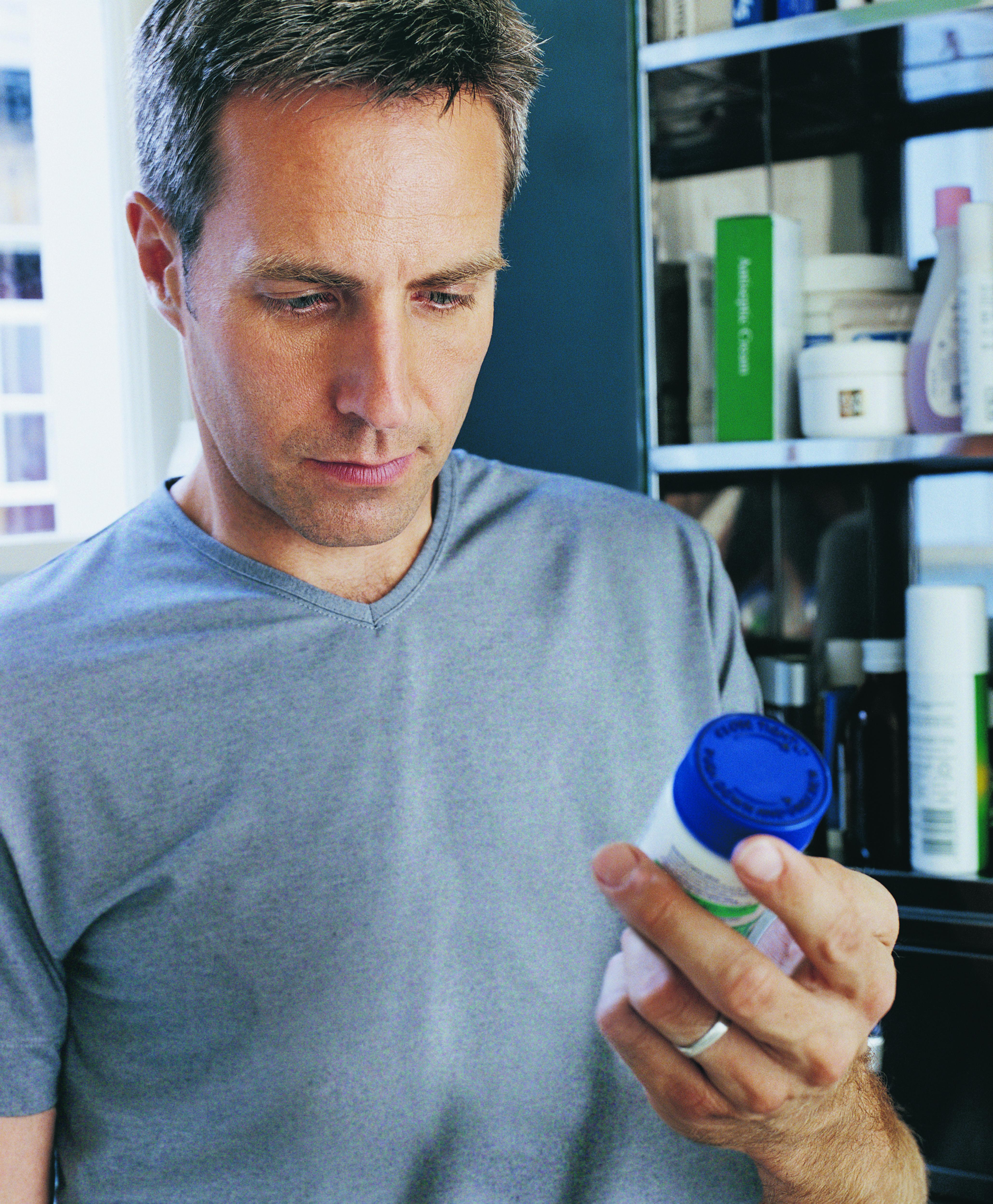 problemas con la prostata grande