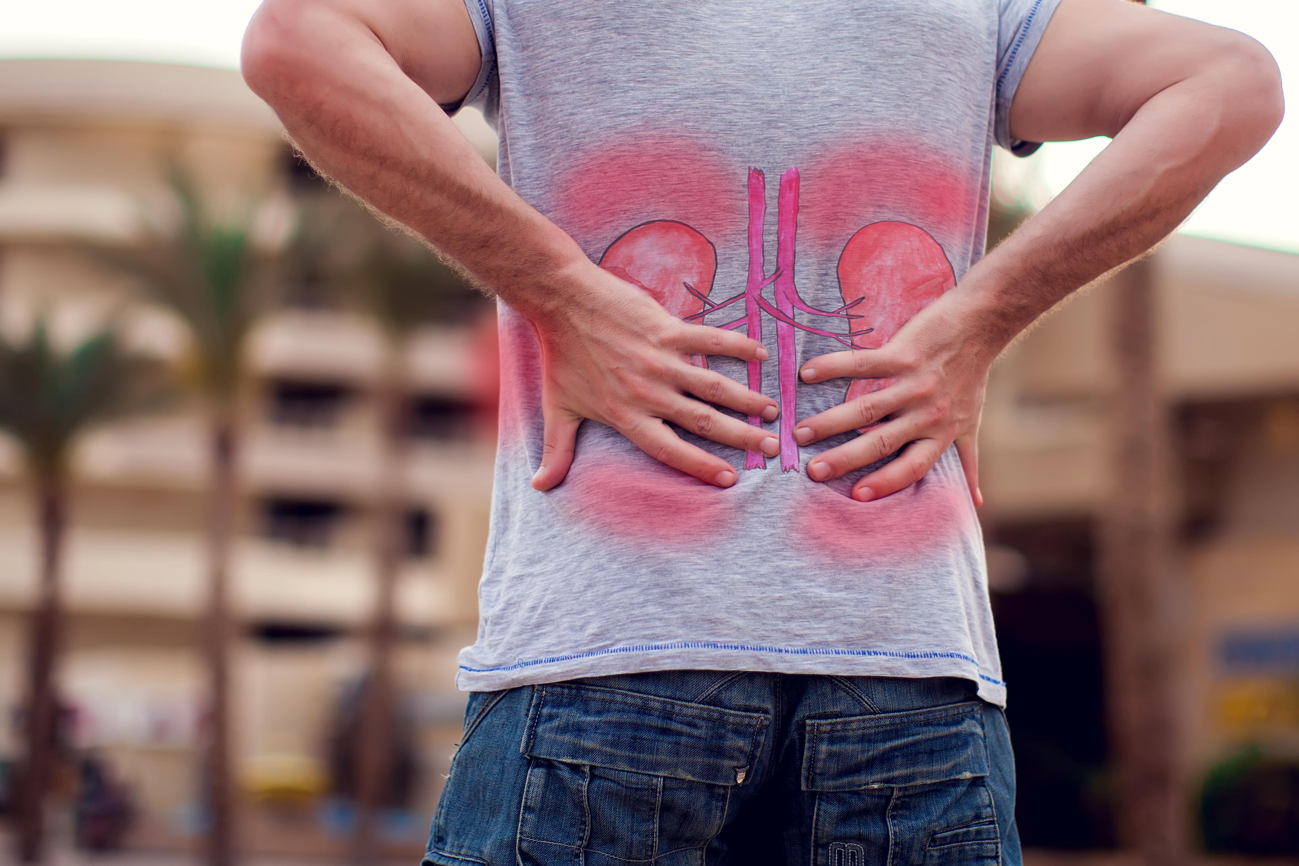 sensacion de orinar y dolor en los testiculos