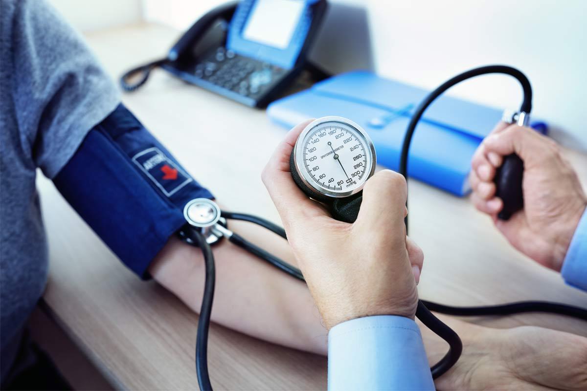Hipertensión en dietas bajas en sal