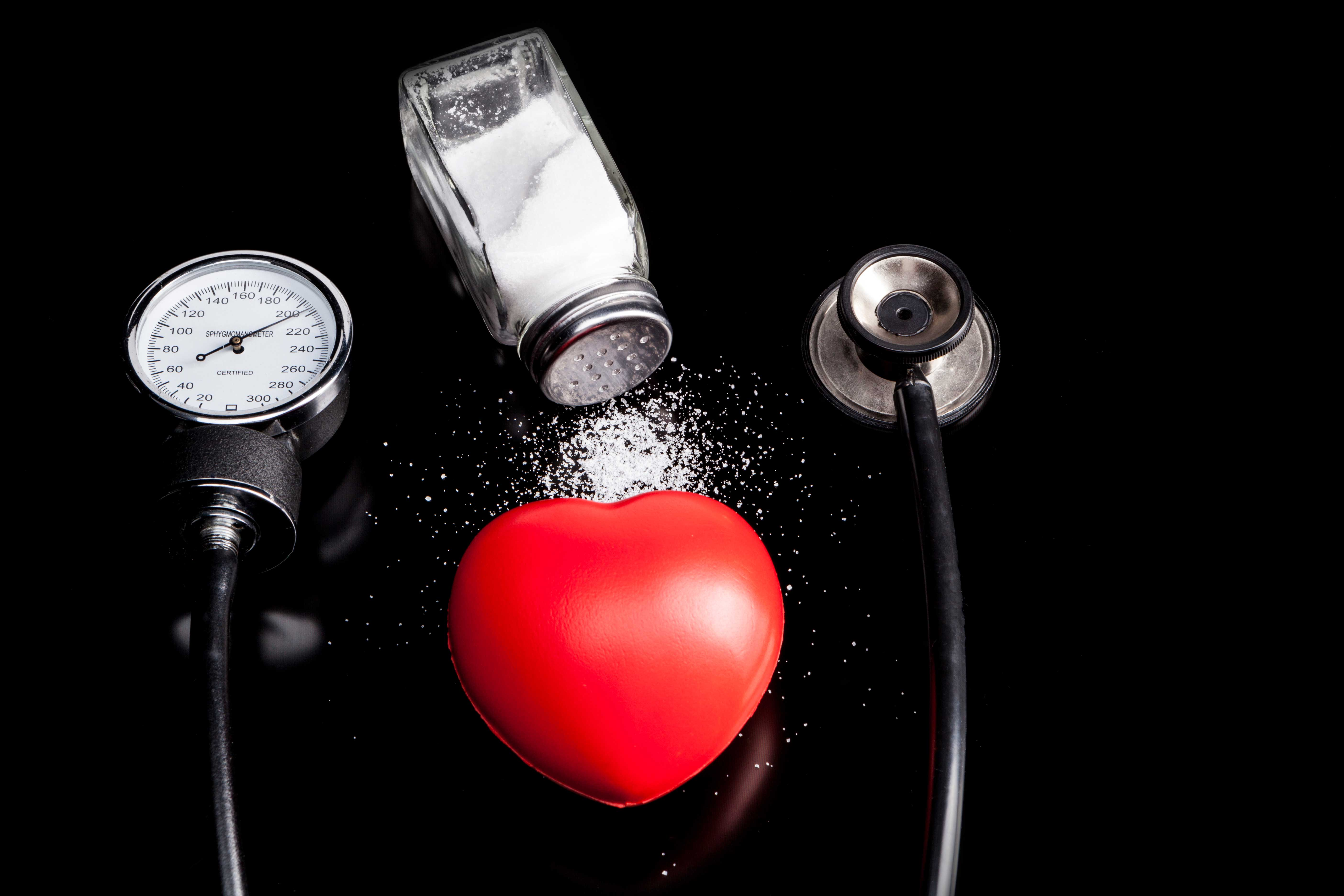 z salud presión arterial